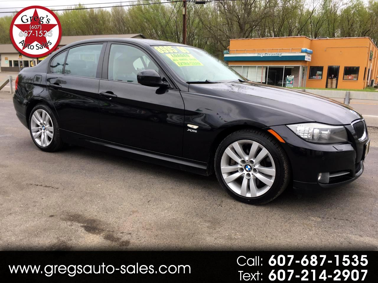 2009 BMW 3 Series 4dr Sdn 335i xDrive AWD