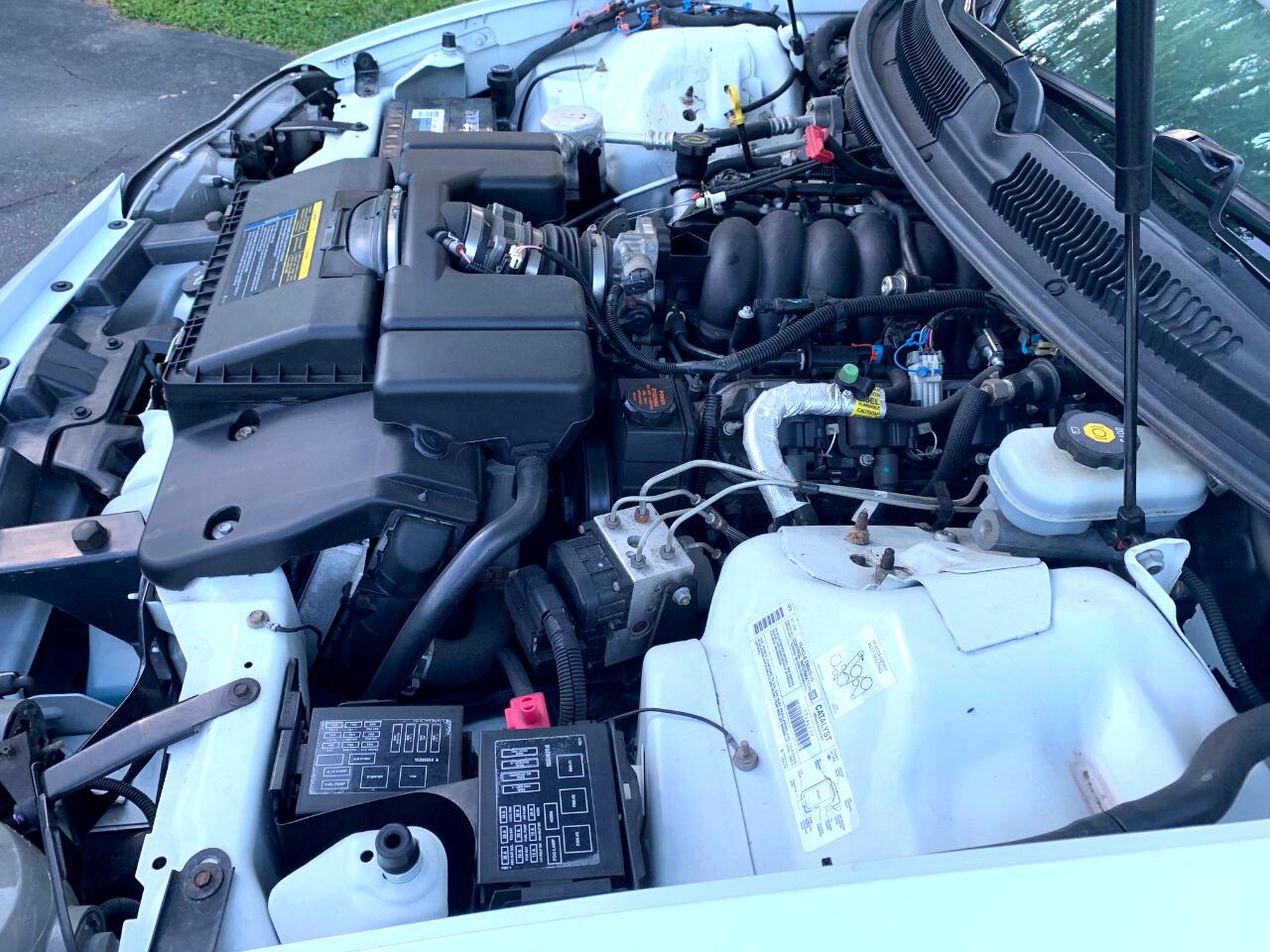 2002 Chevrolet Camaro 2dr Cpe Z28