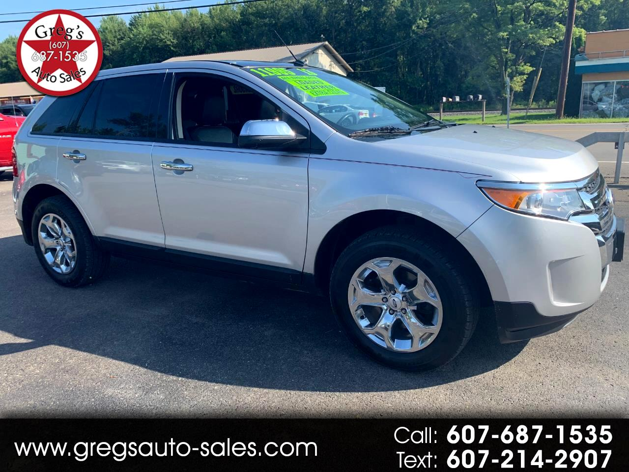 Ford Edge 4dr SEL AWD 2013