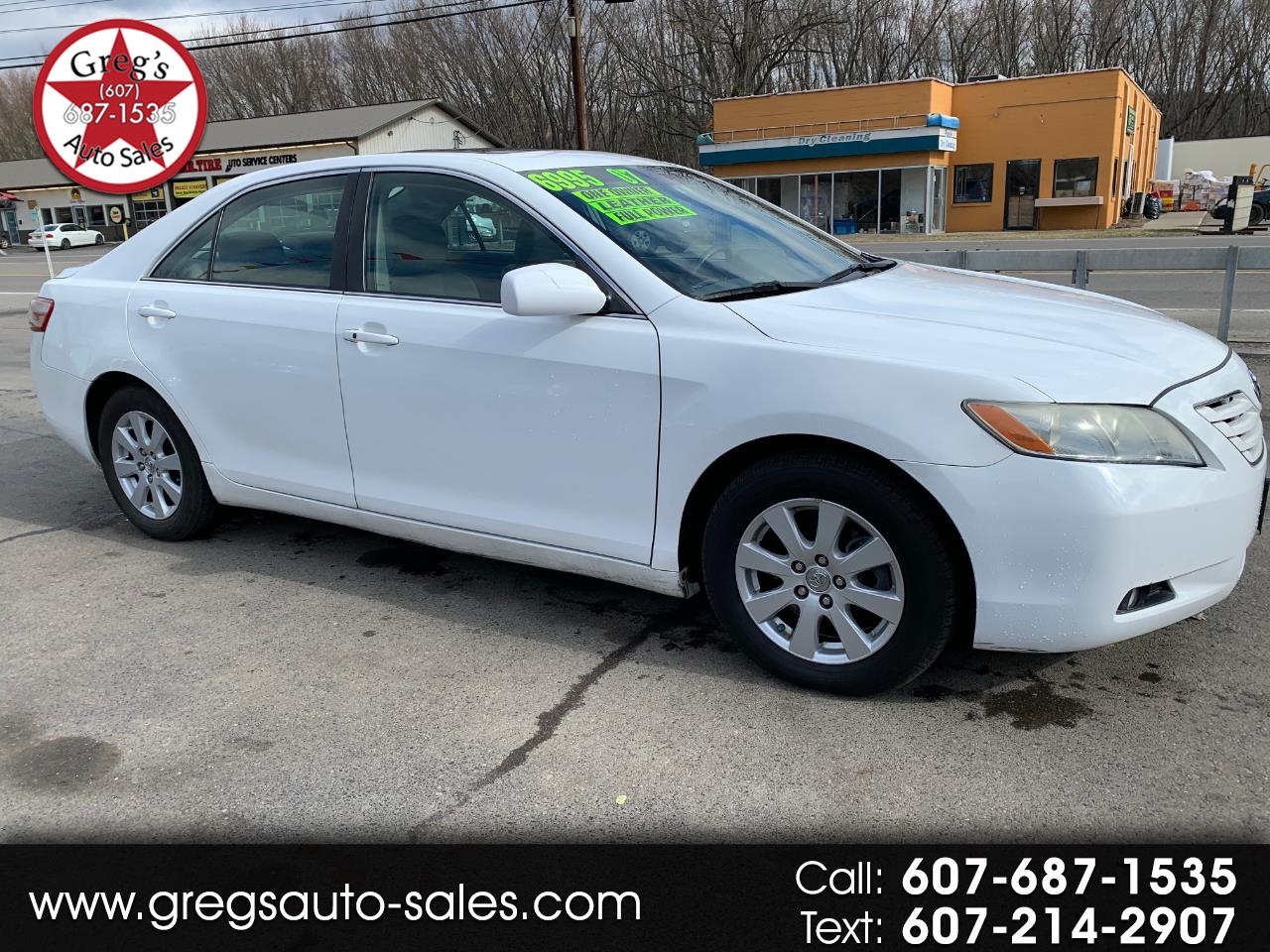 Toyota Camry 4dr Sdn V6 Auto XLE (Natl) 2007