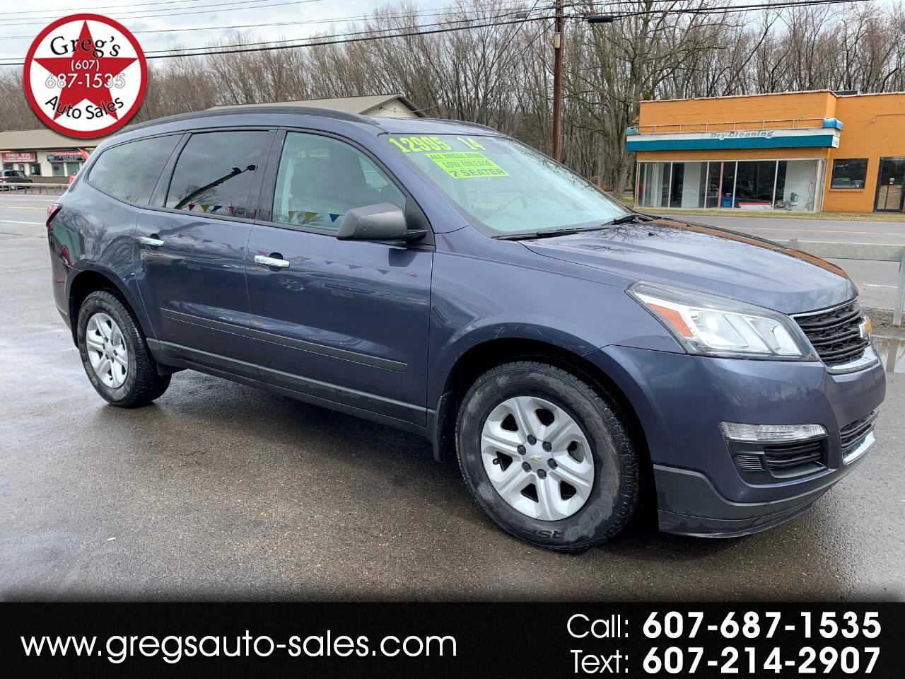 Chevrolet Traverse AWD 4dr LS 2014