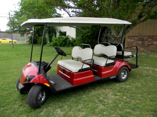 2018 Yamaha Golf Cart