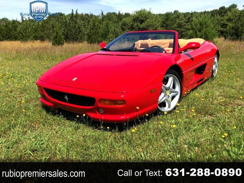 Ferrari F355 Spider 1997