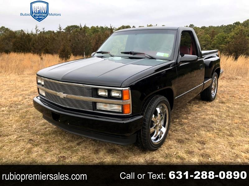 Chevrolet C/K 1500 Reg. Cab 6.5-ft. Bed 4WD 1988