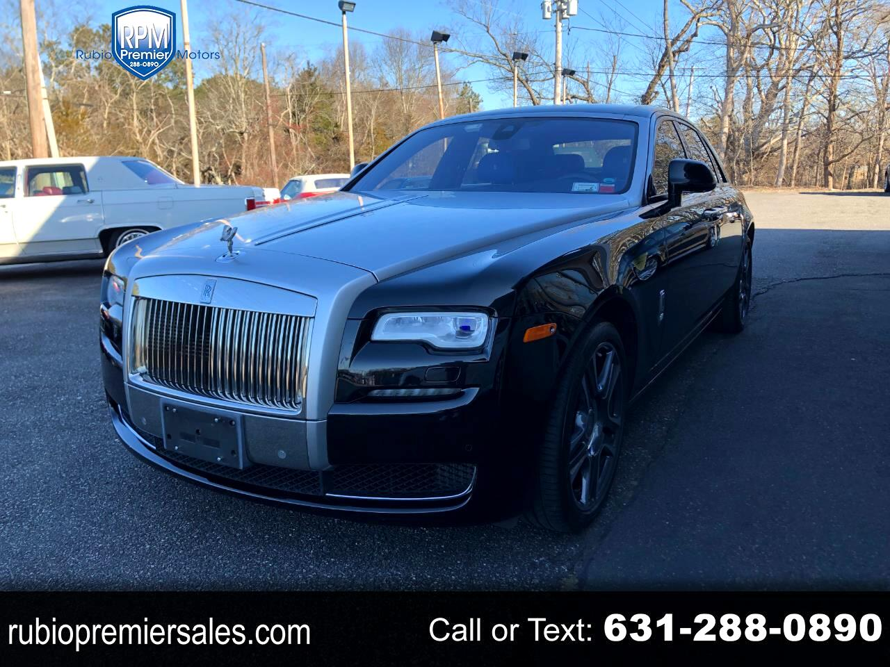 Rolls-Royce Ghost Series II Sedan 2017