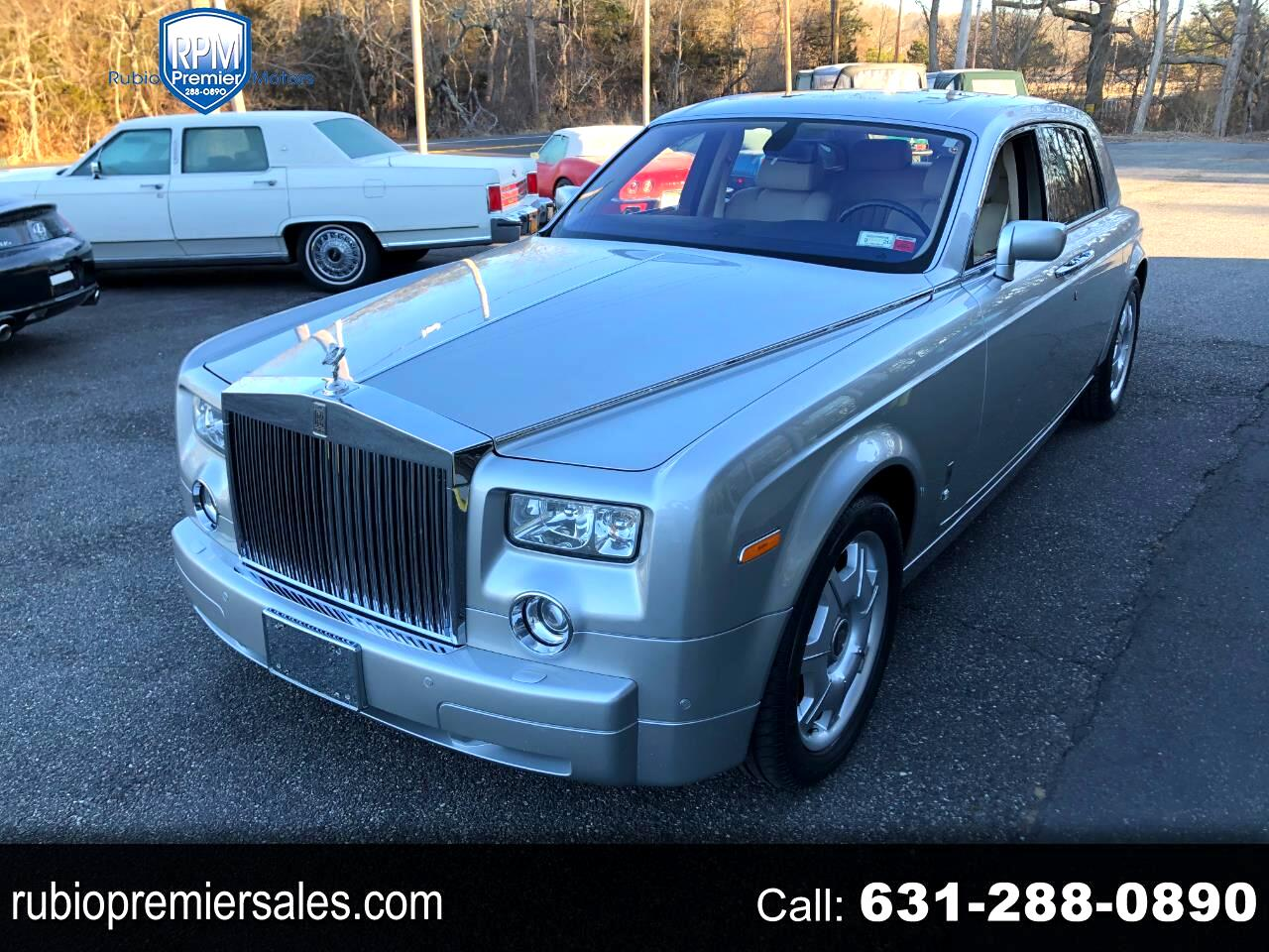 Rolls-Royce Phantom Sedan 2006