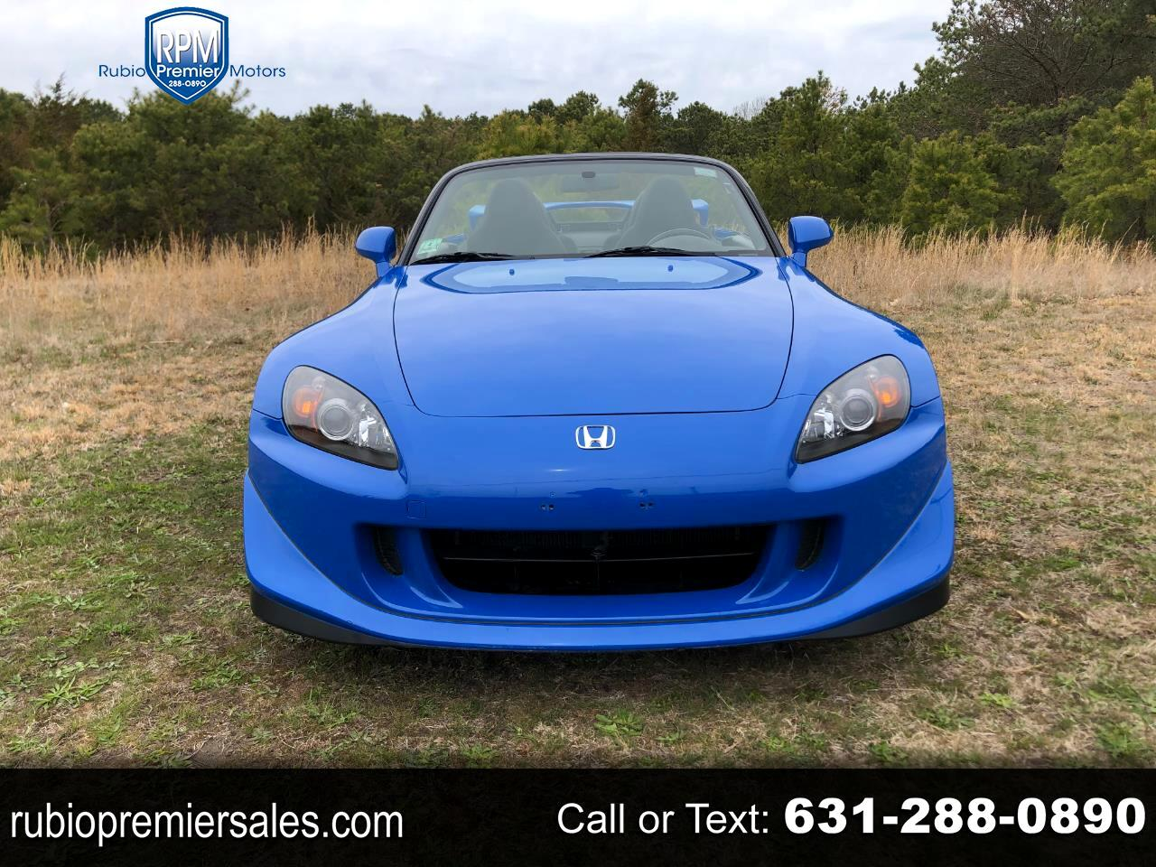 Honda S2000 6-Speed MT 2008