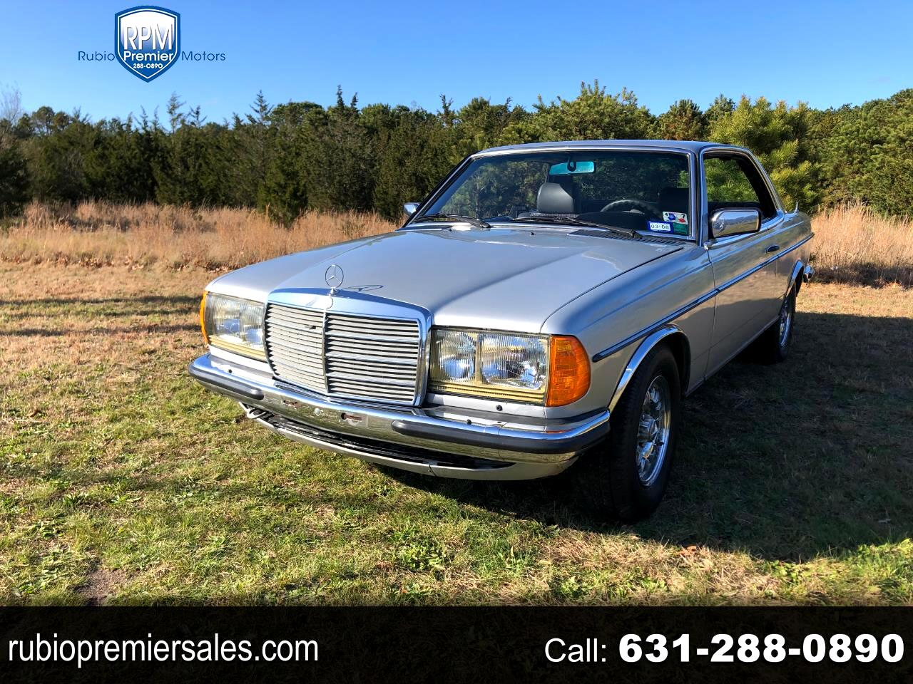 Mercedes-Benz 280 CE  1981