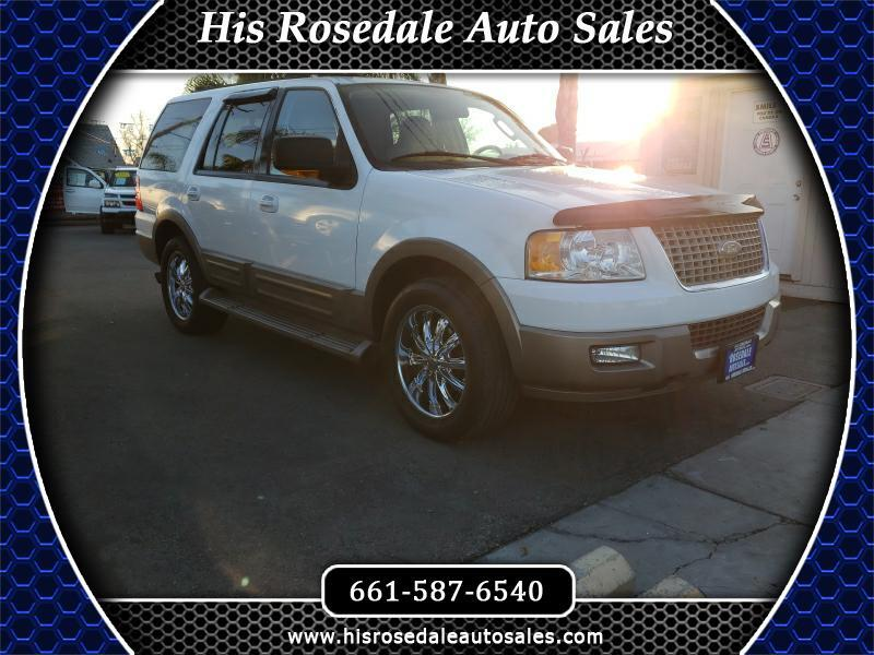 2004 Ford Expedition Eddie Bauer 4.6L 2WD