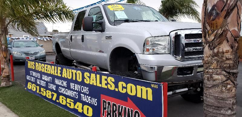 2005 Ford F-350 SD Crew Cab 156