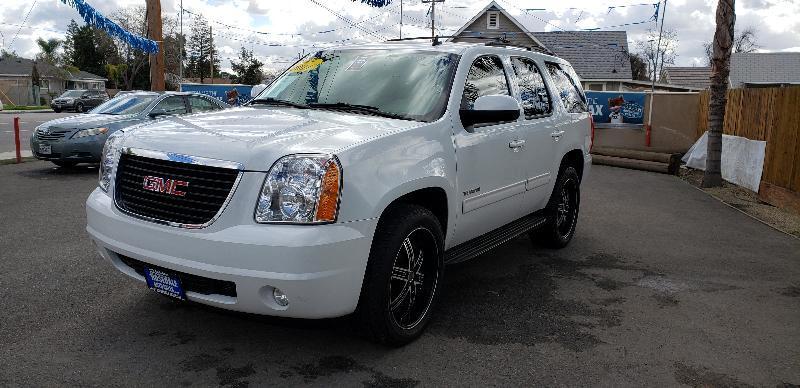2011 GMC Yukon 4WD 4dr 1500 SLT