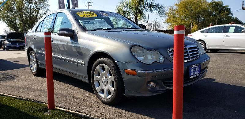 2005 Mercedes-Benz C-Class 4dr Sdn 2.6L