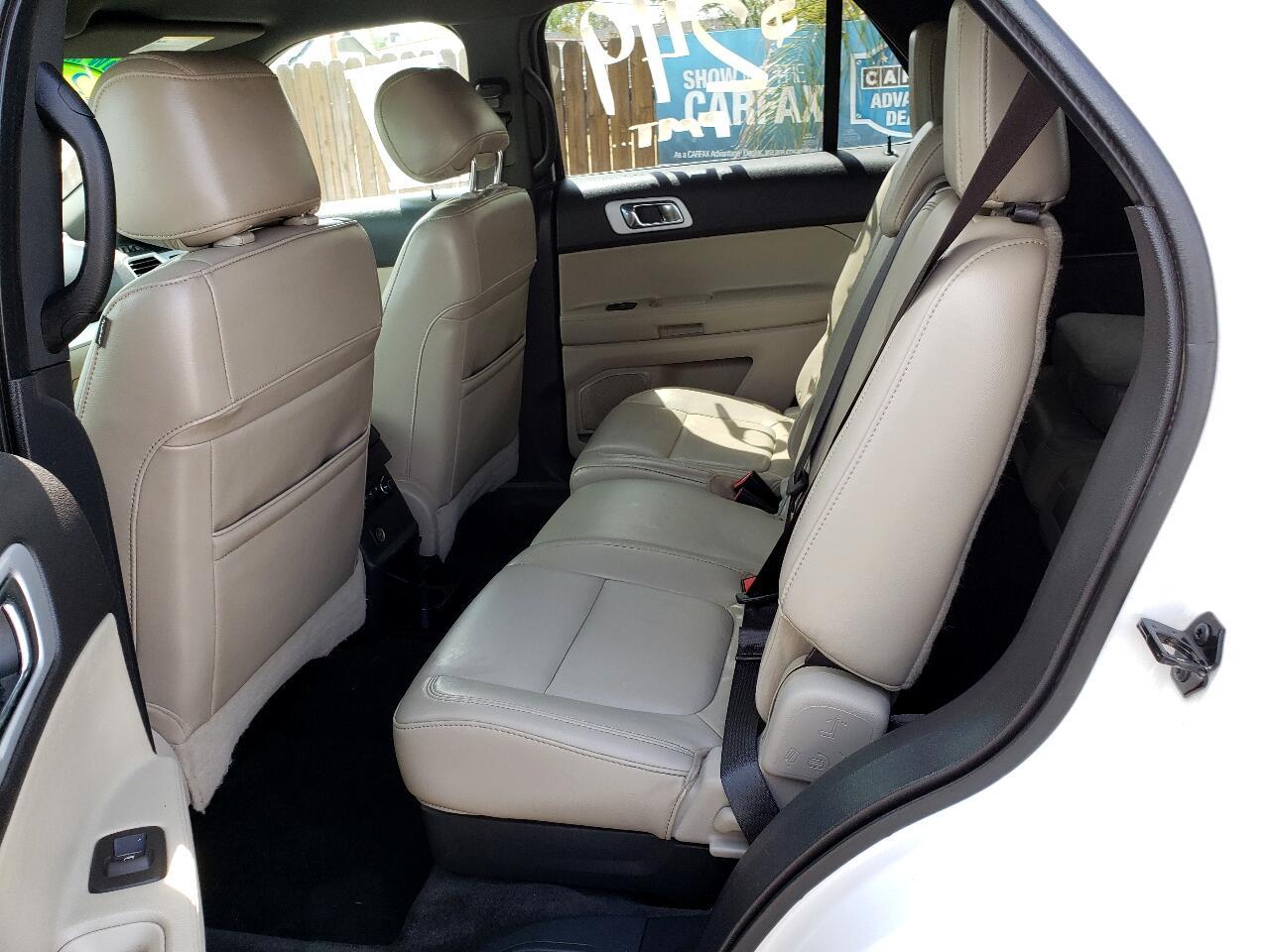 2011 Ford Explorer FWD 4dr XLT