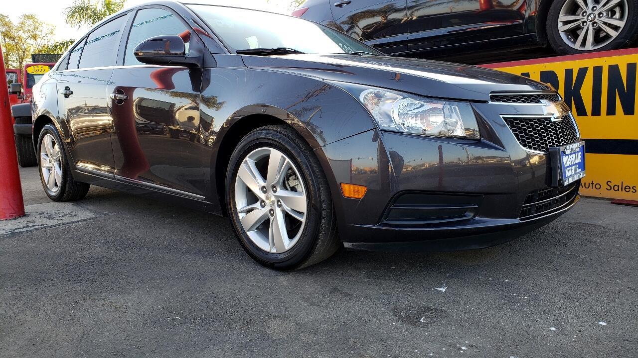 Chevrolet Cruze 4dr Sdn Auto Diesel 2014