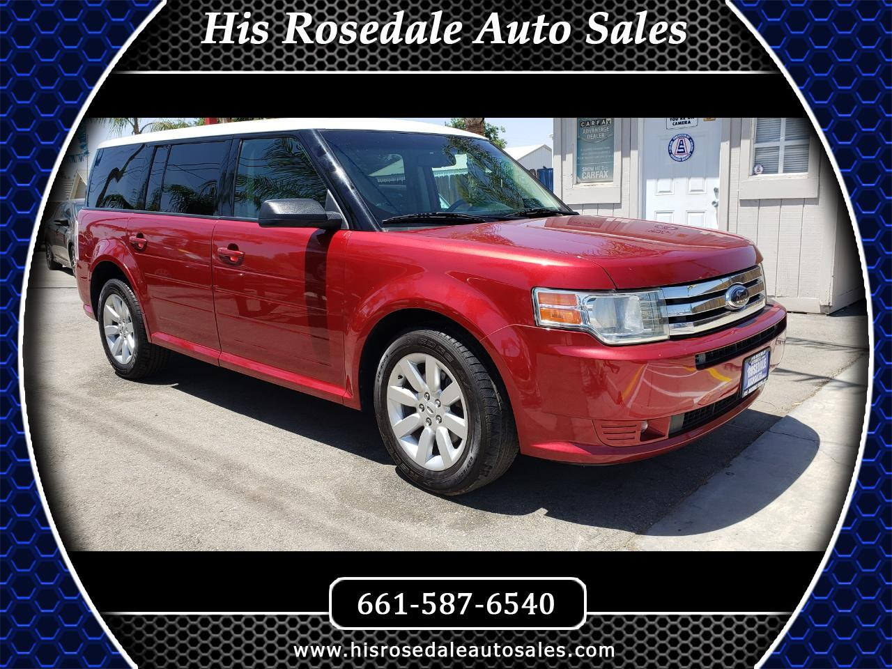 2009 Ford Flex for Sale in Bakersfield, CA - Image 1