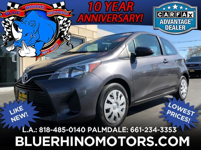 2015 Toyota Yaris LE 3-Door AT