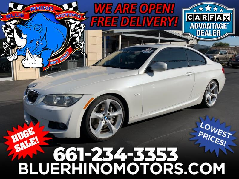 BMW 3-Series 335i Coupe 2013