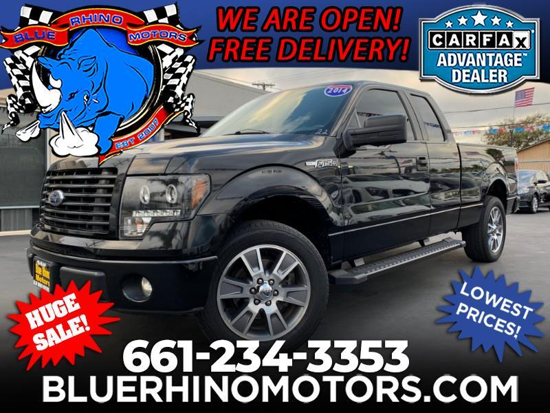 Ford F-150 FX2 SuperCab 6.5-ft. Bed 2WD 2014