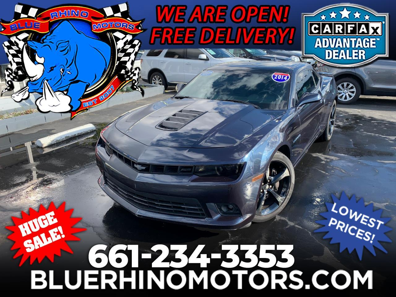 Chevrolet Camaro 2SS Coupe 2014