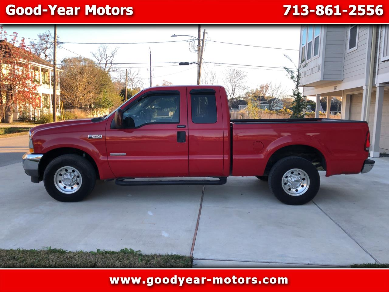 Ford F-250 SD XLT SuperCab 2WD 2004