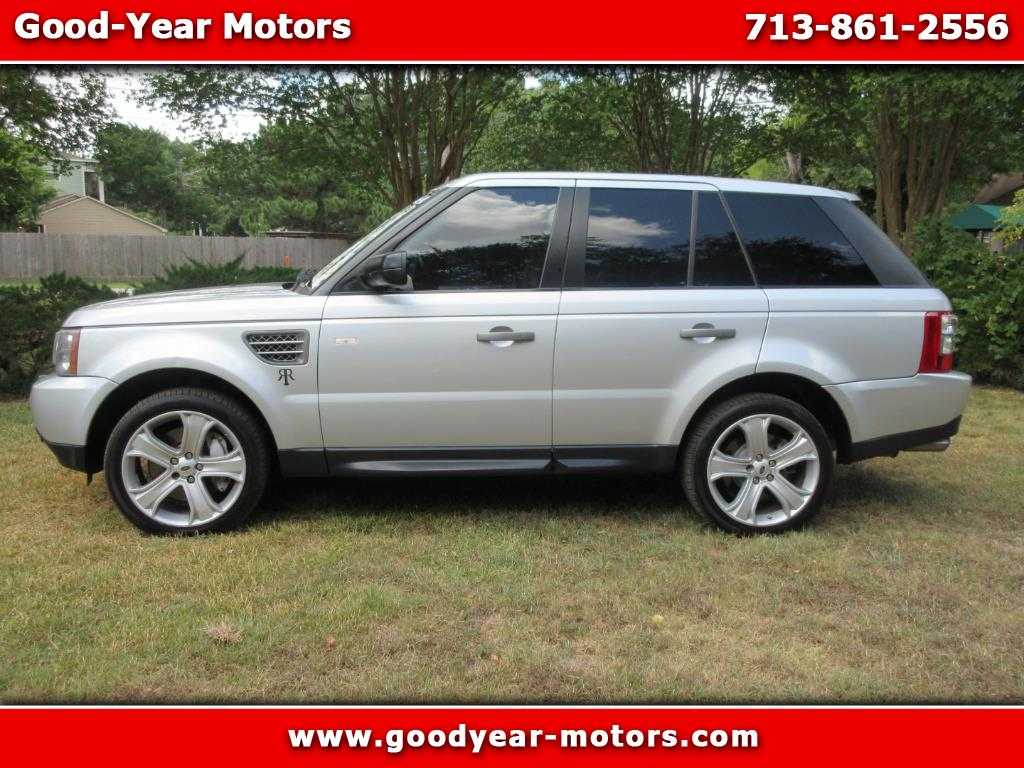 2009 Land Rover Range Rover Sport Supercharged