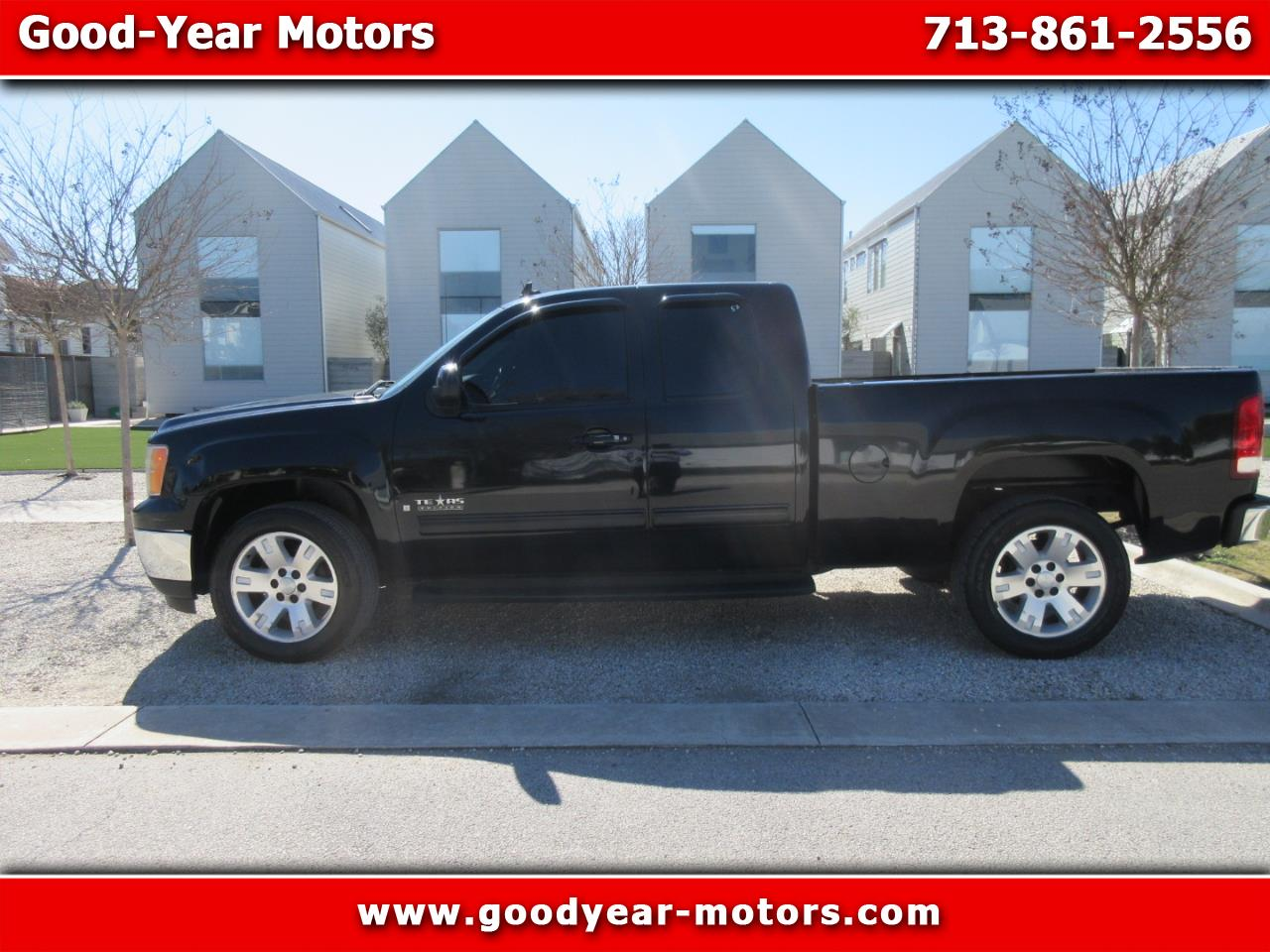 2008 GMC Sierra 1500 SLE2 Ext. Cab Short Box 2WD