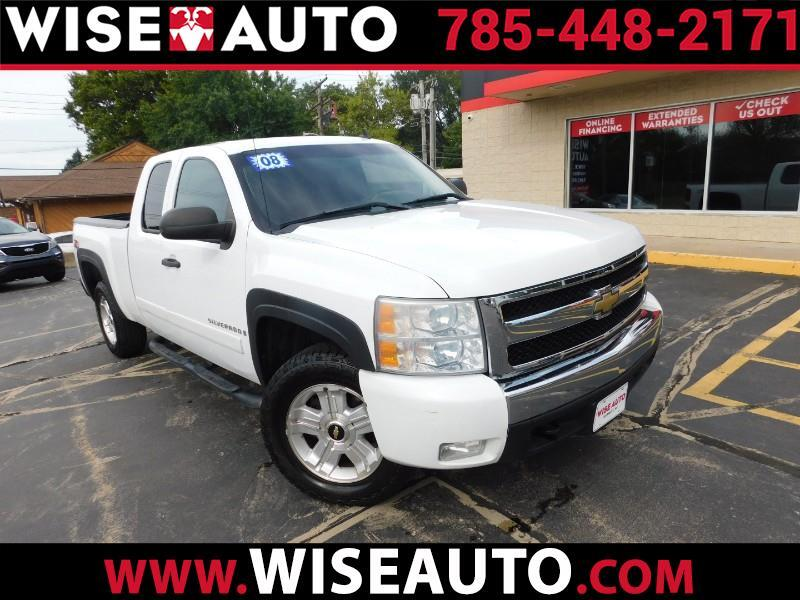 Chevrolet Silverado 1500 LT2 Ext. Cab Long Box 4WD 2008