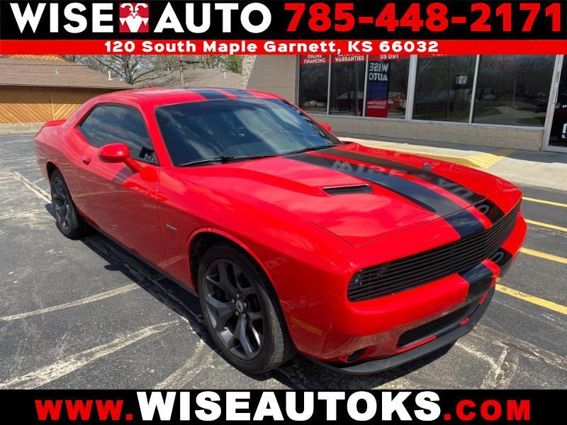 Dodge Challenger R/T Plus 2017