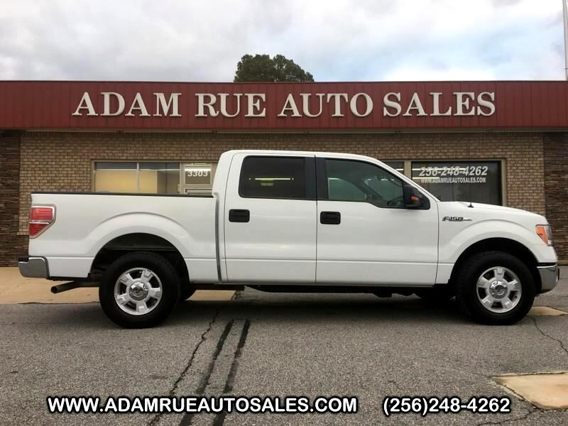 2011 Ford F-150 SUPERCREW XLT