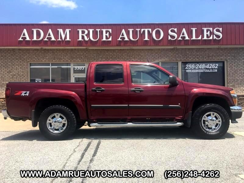2008 Chevrolet Colorado CREW CAB Z71