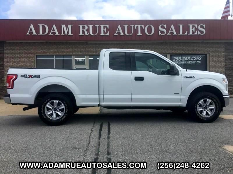 2016 Ford F-150 SUPER CAB XLT