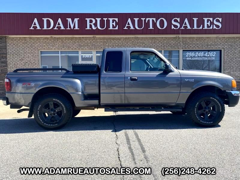 """Ford Ranger 2dr Supercab 126"""" WB FX4 Off-Rd 4WD 2004"""