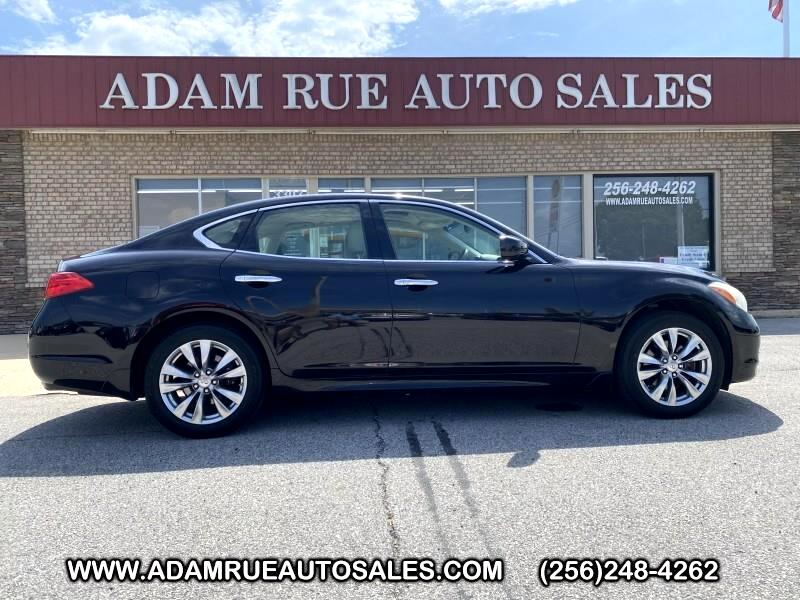 Used 2012 Infiniti M X for Sale in Muscle Shoals AL 35661 ...