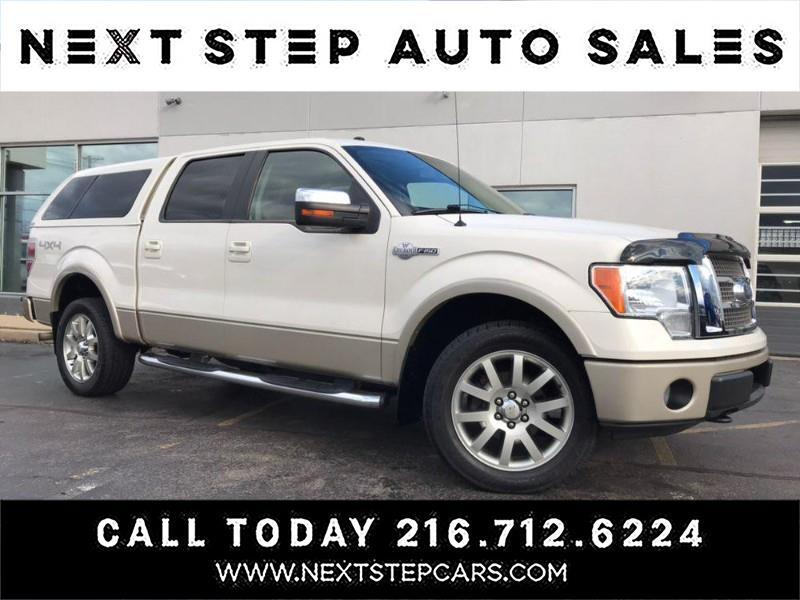 2009 Ford F-150 King Ranch SuperCrew 6.5-ft. Bed 4WD