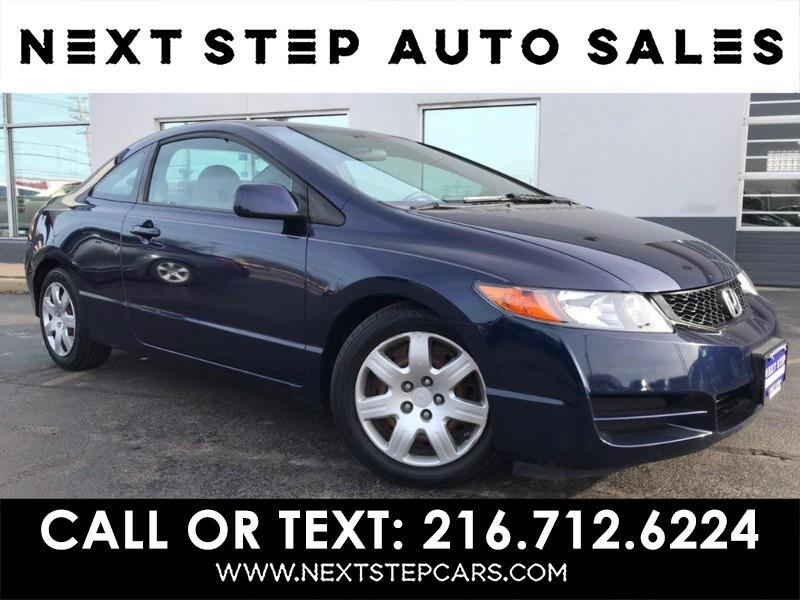 2009 Honda Civic LX Coupe 5-Speed AT
