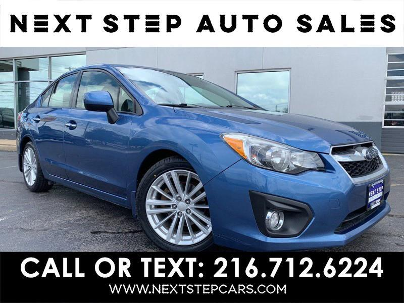 2014 Subaru Impreza Limited 4-Door