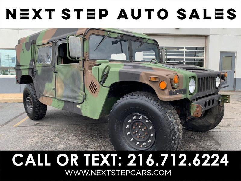 1988 AM General Humvee