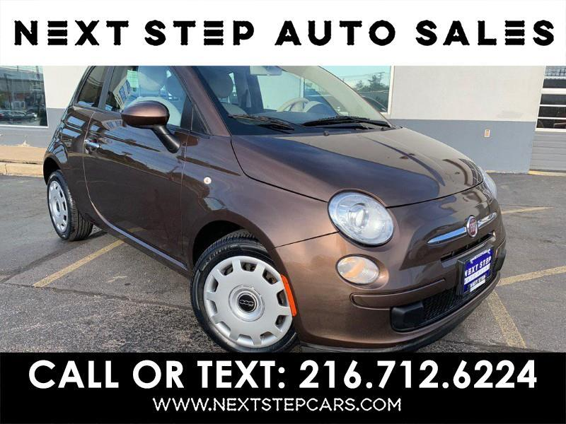 2013 Fiat 500 Pop Hatchback