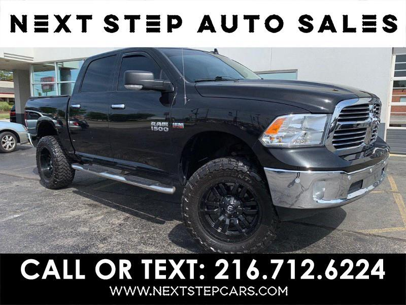 "RAM 1500 Big Horn/Lone Star 4x4 Crew Cab 5'7"" Box 2016"