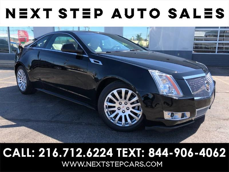 Cadillac CTS Performance Coupe AWD 2013