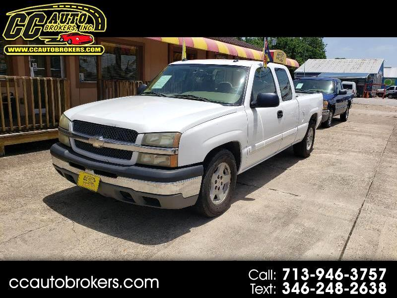 2005 Chevrolet Silverado 1500 LS Ext. Cab Short Bed 2WD