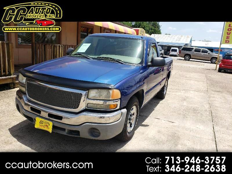 2004 GMC Sierra 1500 Work Truck Short Bed 2WD