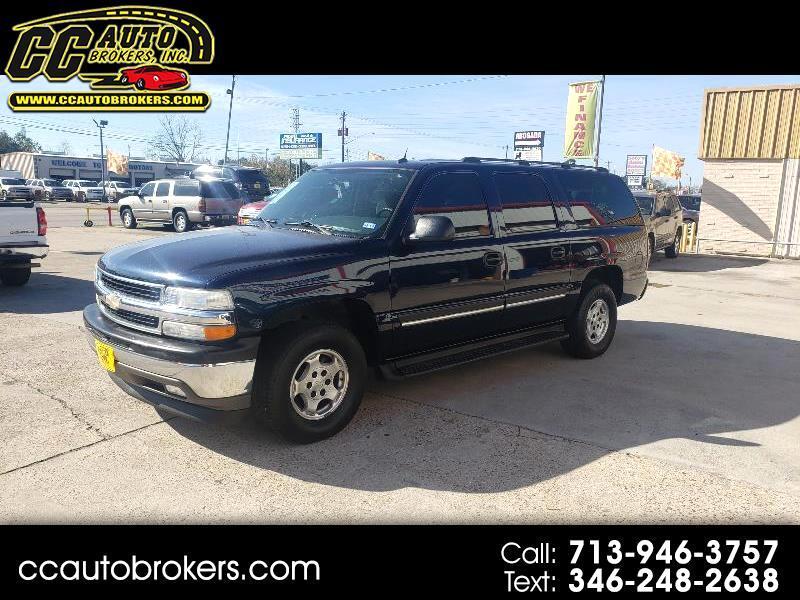 2005 Chevrolet Suburban 1500 2WD