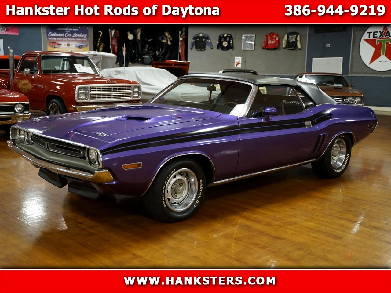 1971 Dodge Challenger R/T Style Convertible