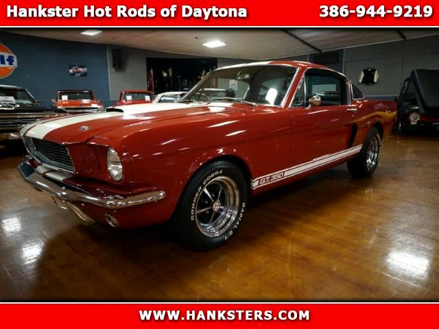 1966 Ford Mustang Real K code Fastback Shelby GT350 Tribute