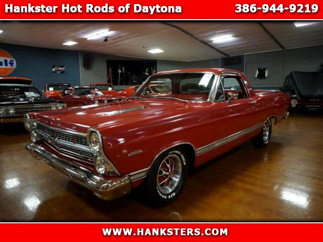 1967 Ford Fairlane 500 XL Ranchero