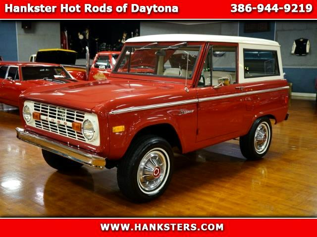 1977 Ford Bronco Base