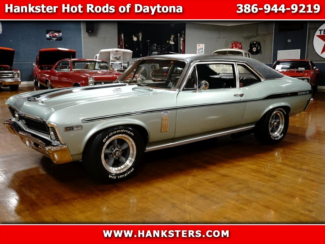 1968 Chevrolet Nova Yenko Style