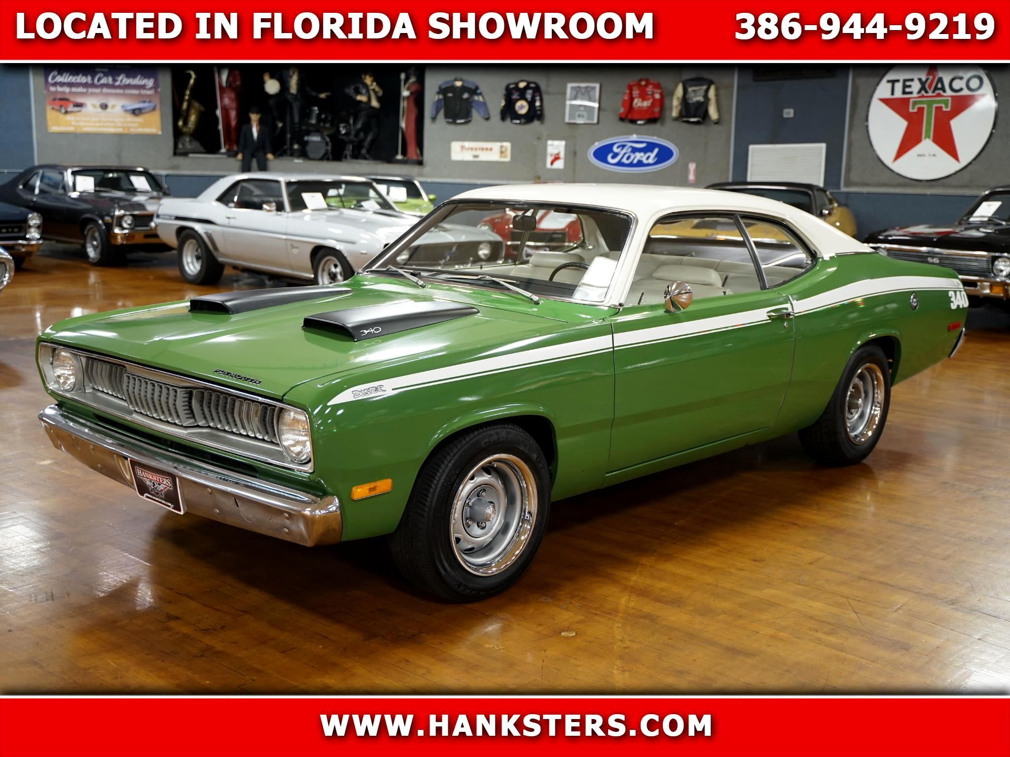 1972 Plymouth Duster Shamrock Special