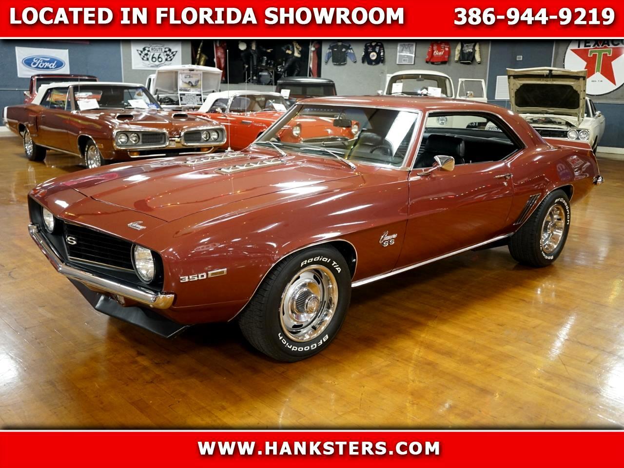 1969 Chevrolet Camaro SS Style